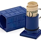 TARDIS Secret Stash Keychain ($13)