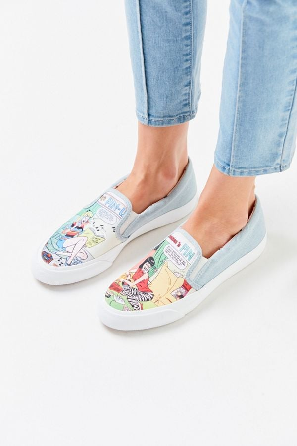 Keds X Betty And Veronica Anchor Slip