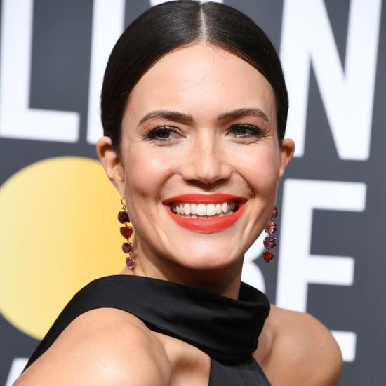 Joanna Vargas Golden Globes 2018 Facial