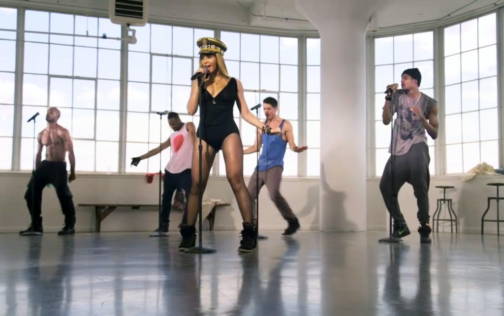 Isabel Marant Brings Back Her Wedge Sneakers Worn by Beyoncé
