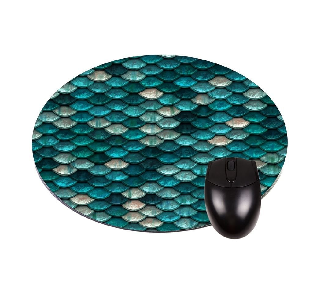 Scale Mouse Pad