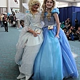 Cinderella and Her Fairy Godmother