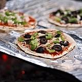 Campfire Flatbread Pizza