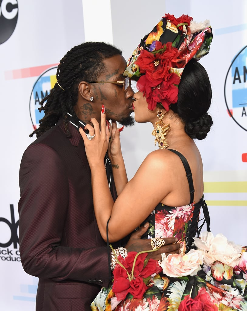 Is Cardi B S Offset Name Tattoo Real The Ink Is A Giant: Who Is Cardi B's Husband, Offset?