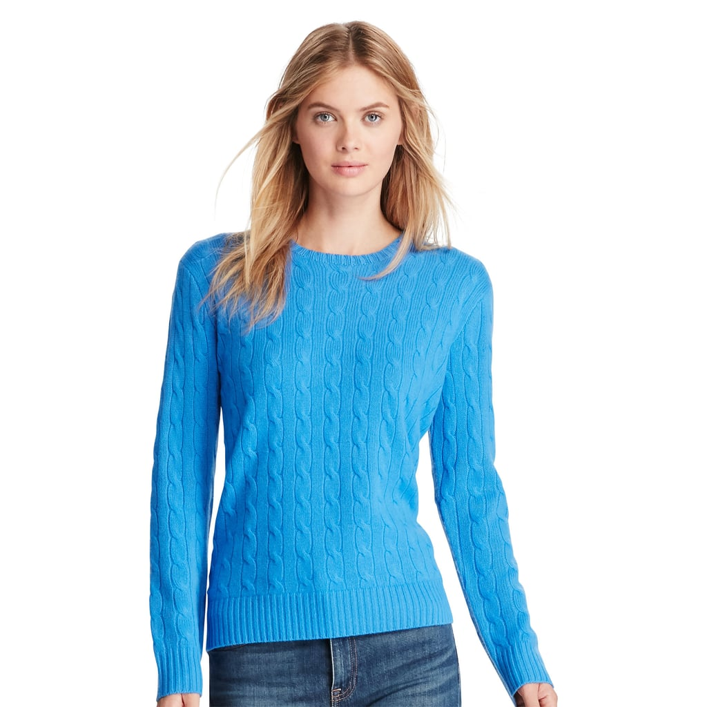 Polo Ralph Lauren Cashmere Sweater | Cheap Cashmere Sweaters ...