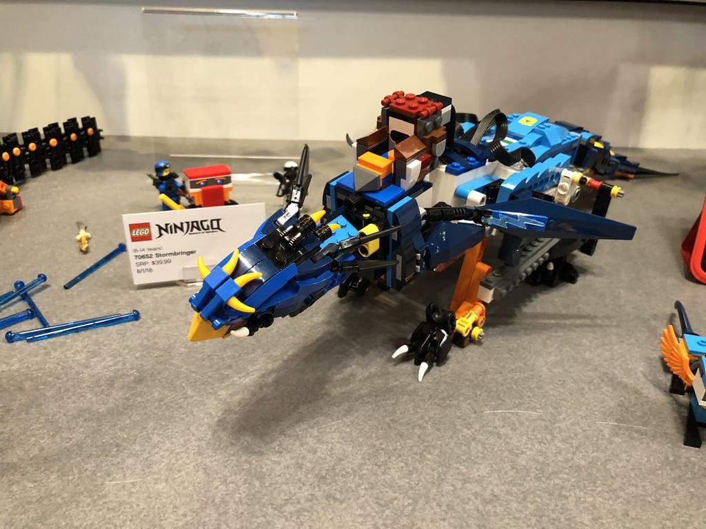Lego Ninjago Stormbringer