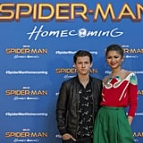 Zendaya and Tom Holland Pictures
