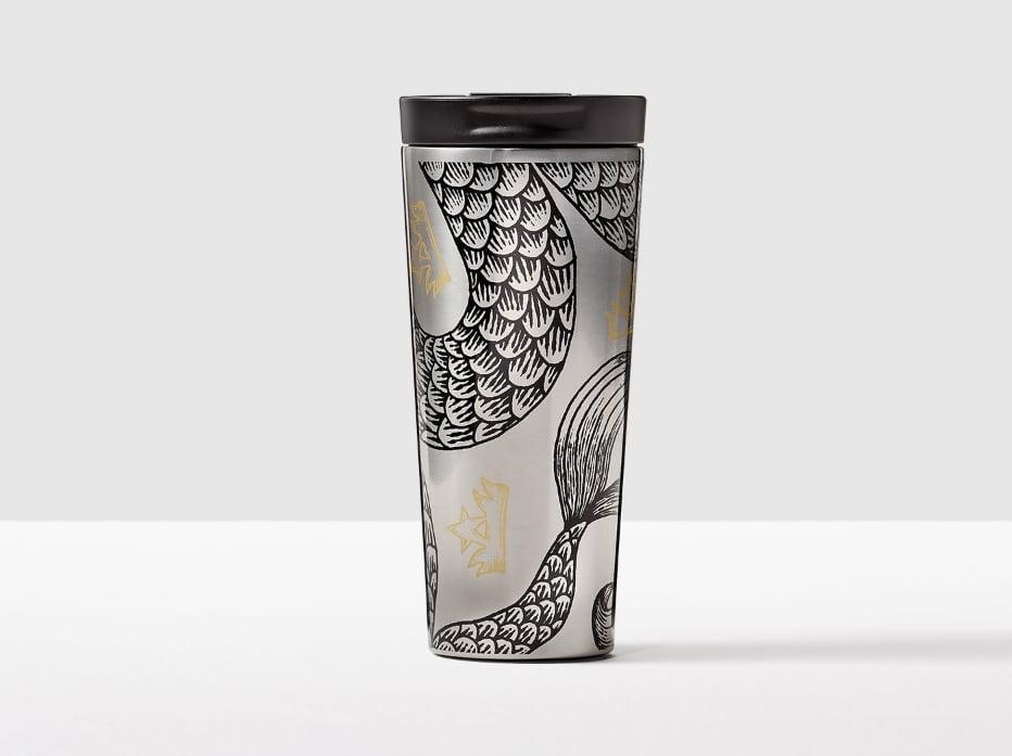Starbucks Stainless Steel Siren Tail Tumbler ($41)