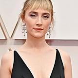 Saoirse Ronan's Bangs at the 2020 Oscars