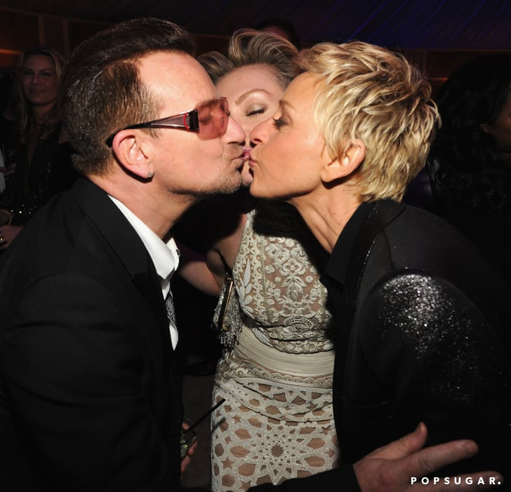 Kiss Award Season Goodbye With the Best Smooches