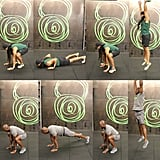 Burpees or Squat Thrusts: Six Minutes