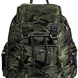 Nylon backpack ($60)