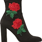 Steve Madden Embroidered Boots