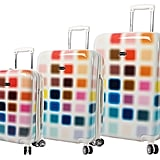 Steve Madden Rainbow Luggage Set