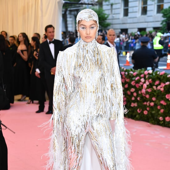Gigi Hadid In Michael Kors at the Met Gala 2019