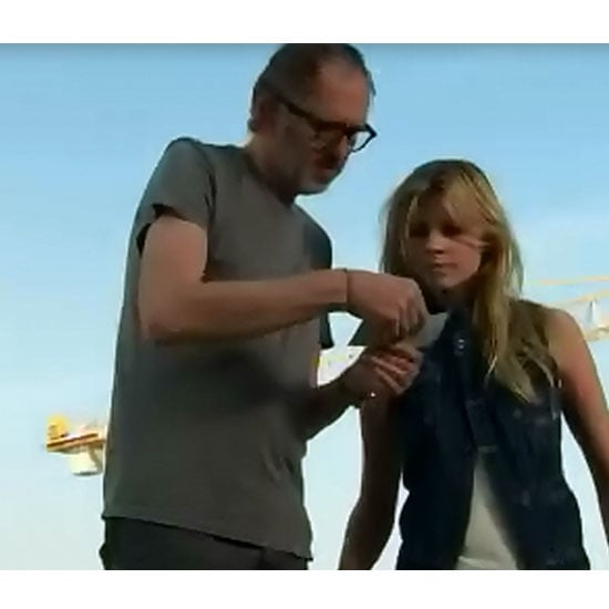 Exclusive Behind the Scenes Video of Clemency Poesy's Debut for G Star Raw Spring Summer 2012 Campaign
