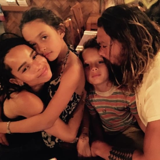 Jason Momoa Quotes About His Kids January 2017