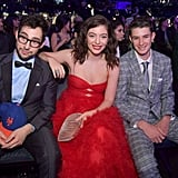 Pictured: Jack Antonoff, Lorde, and Angelo Yelich-O'Connor