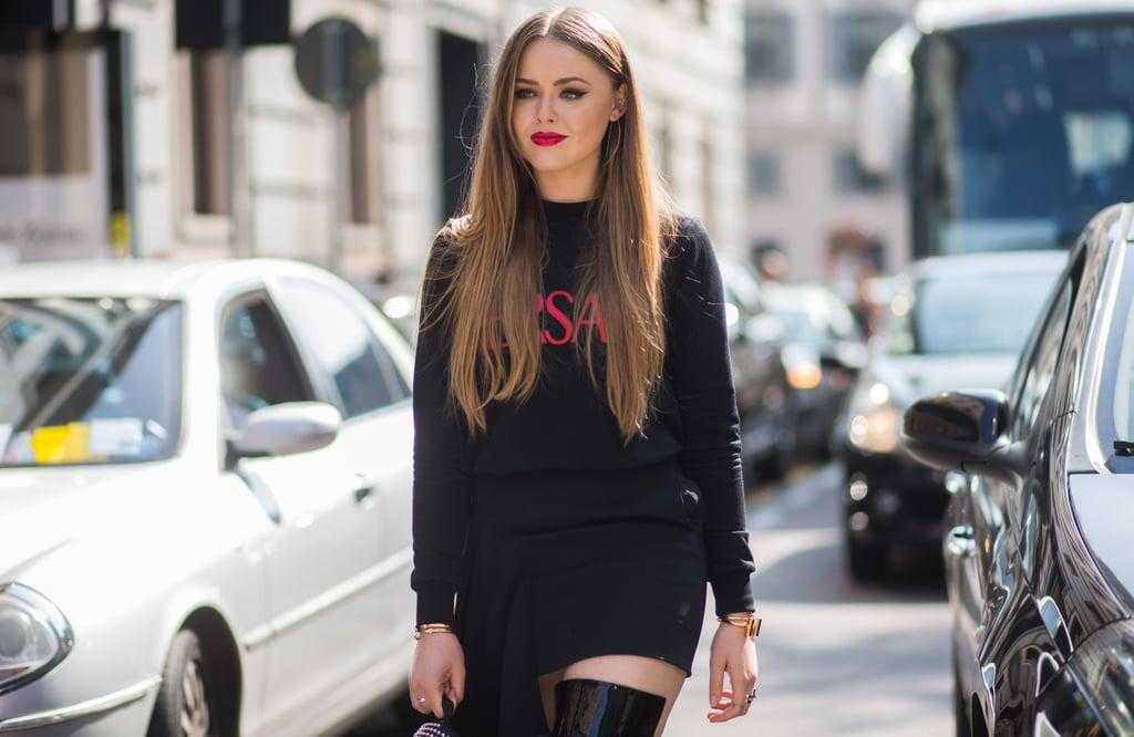 Kristina Bazan For L'Oreal Paris