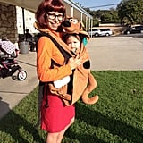 Scooby-Doo (and Velma)