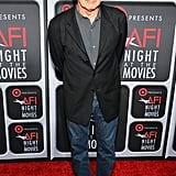 Harrison Ford wore jeans to the event.