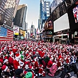Experience the excitement of SantaCon.