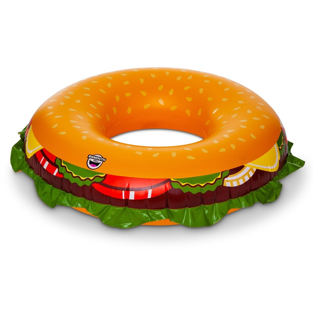 BigMouth Inc. Giant Cheeseburger Pool Float