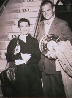 Designer Couples: Charles and Ray Eames