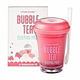 Etude House Bubble Tea Sleeping Pack Strawberry