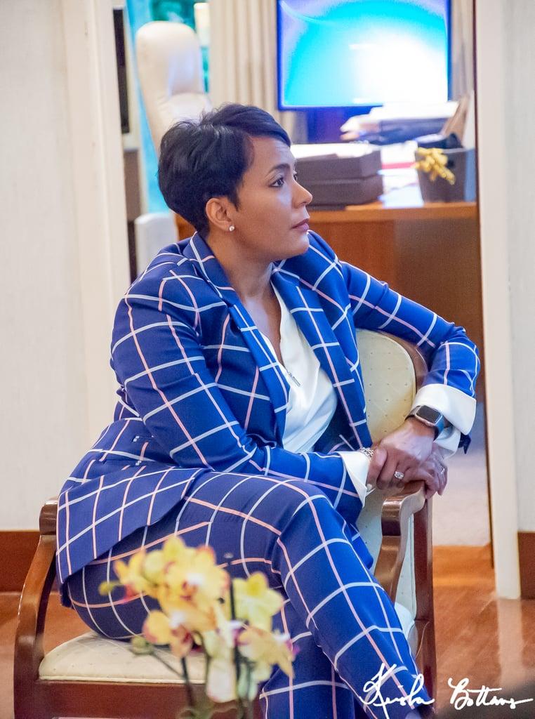 Keisha Lance Bottoms, Atlanta Mayor