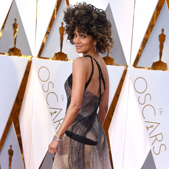 Halle Berry Oscars Dress Second Choice 2017