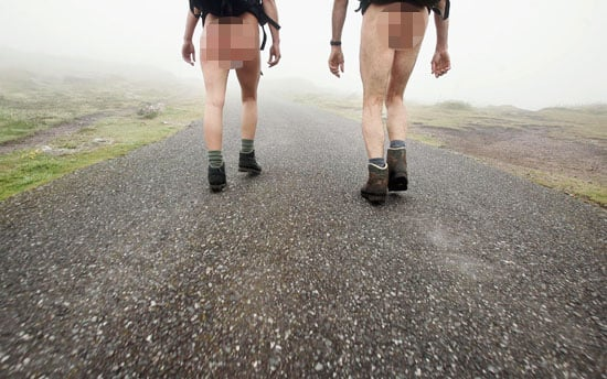 Swiss Voters Outlaw Nudity in Nature