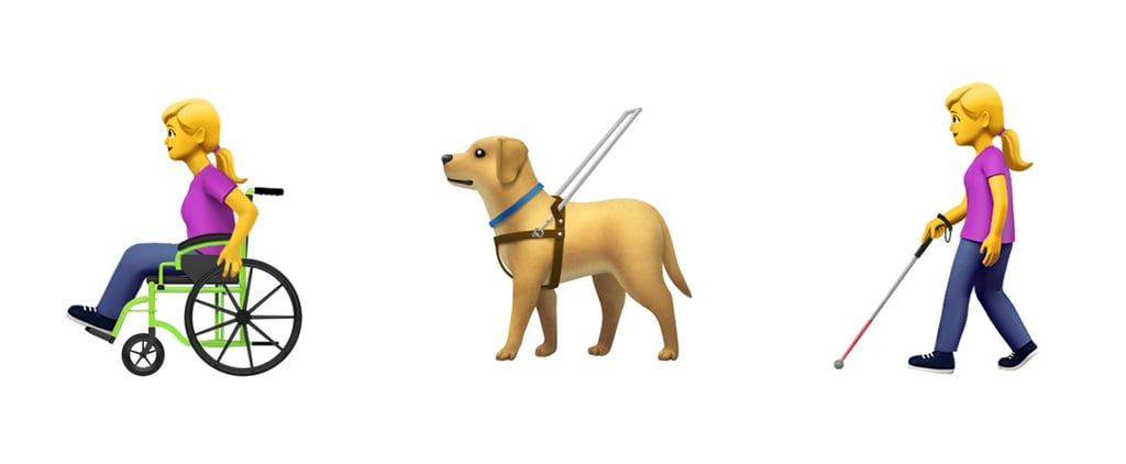 Apple Disability-Themed Emoji