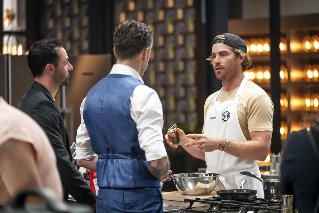 Reactions to Hayden Quinn Leaving MasterChef 2020