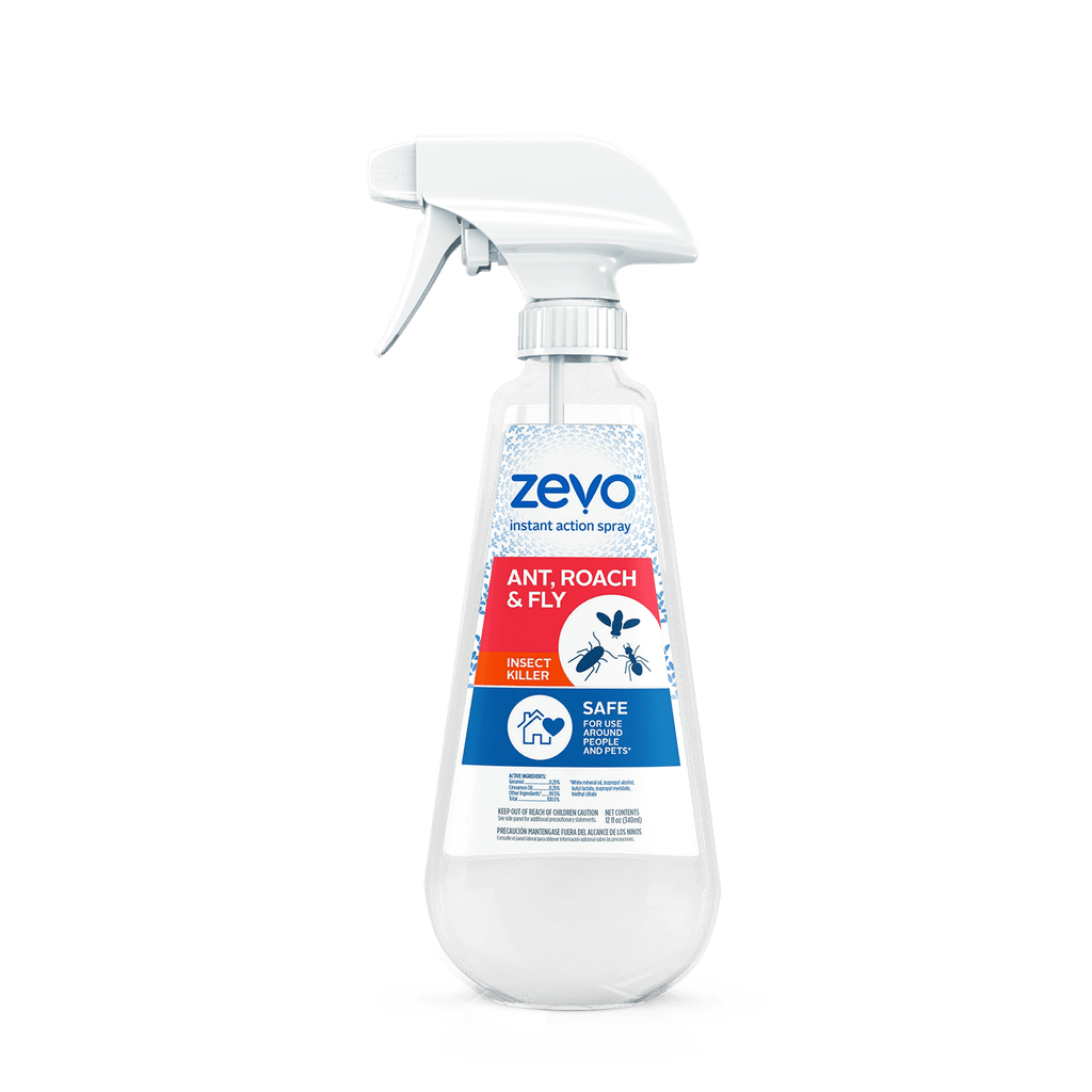 Zevo Ant, Roach & Fly Multi-Insect Trigger Spray