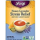 Yogi Tea, Honey Lavender Stress Relief