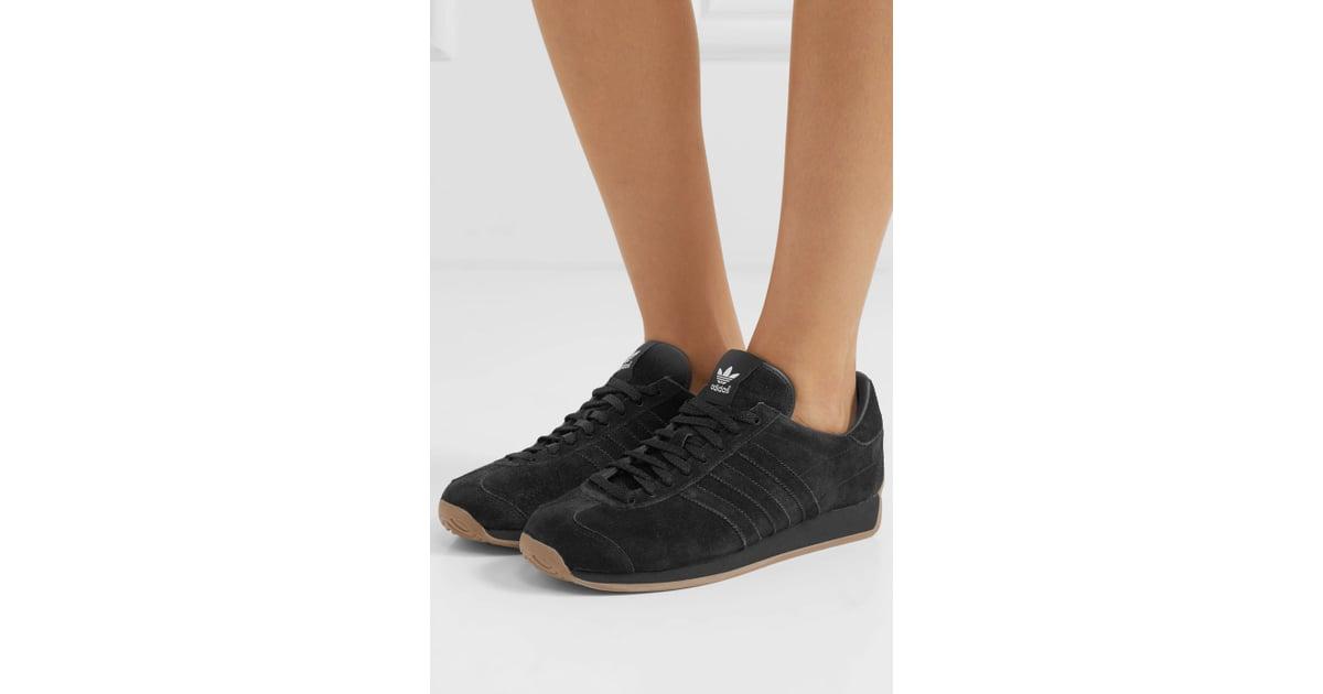 películas Leyes y regulaciones sentar  Khaite - + Adidas Originals suede Sneakers | Just For Kicks: Our ...