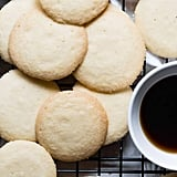Keto-Friendly Paleo Whipped Gluten Free Shortbread Cookies