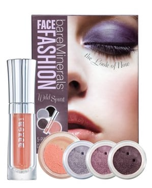 Thursday Giveaway!  Bare Minerals Face Fashion — The Look of Now