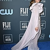 Kate Beckinsale at the 2020 Critics' Choice Awards