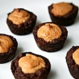 Protein-Filled Peanut Butter Brownie Bites