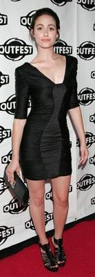 Celeb Style: Emmy Rossum