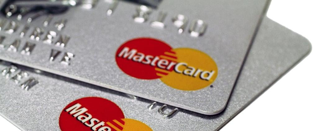 MasterCard With Fingerprint Sensors