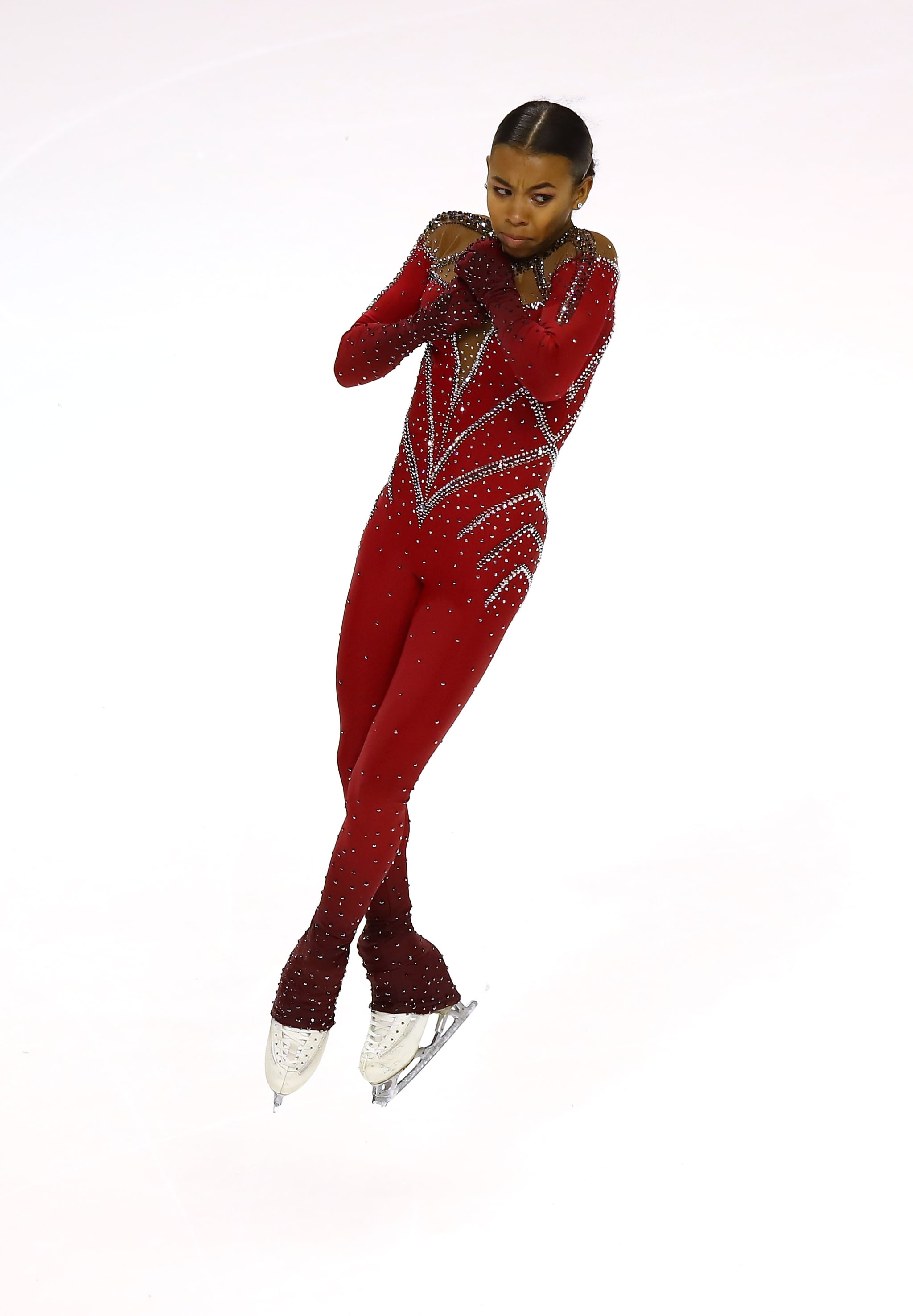 starr andrews figure skating at national championships  share this link copy you might remember figure skater