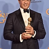 Sylvester Stallone's Adorable Acceptance Speech