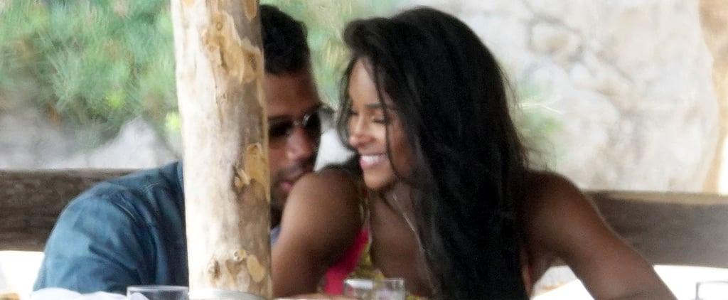 Ciara and Russell Wilson Take Italy Summer Vacation