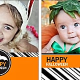 Customizable Halloween Cards