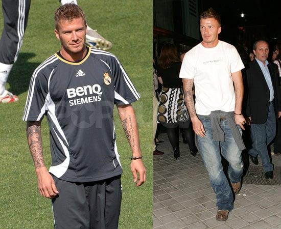 How Do You Prefer Your Beckham?
