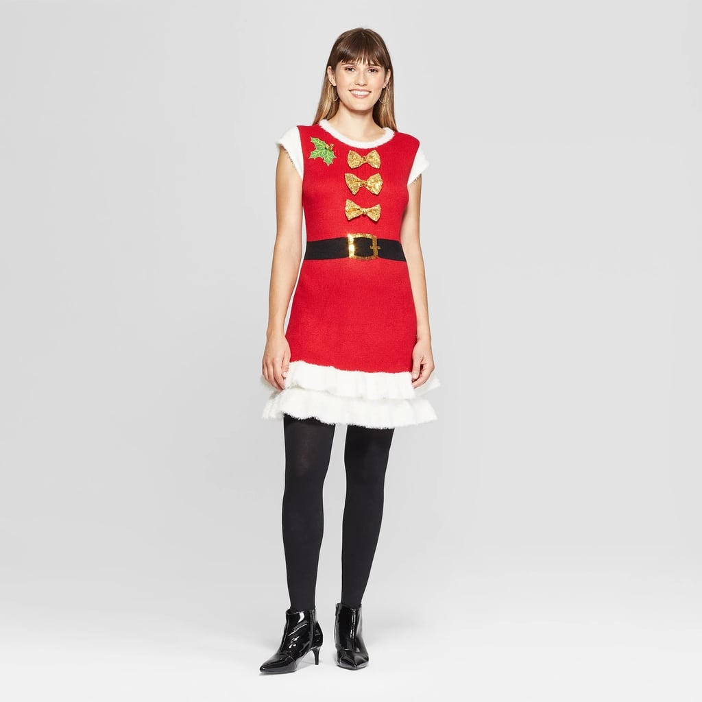 b67149cfa84 Women s Santa Ugly Christmas Dress