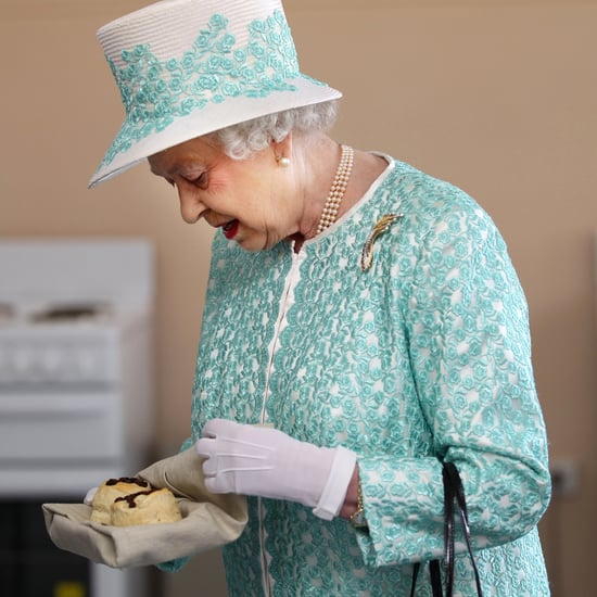 The Royal Family's Fruit Scone Recipe